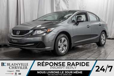 2013 Honda Civic LX *