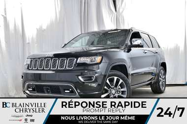 2018 Jeep Grand Cherokee Over