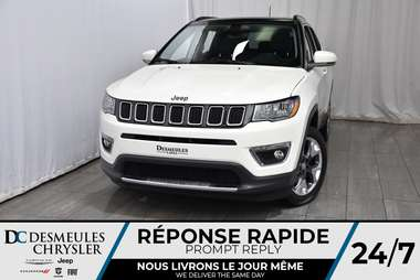 2018 Jeep Compass Limi