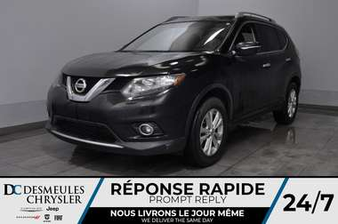 2015 Nissan Rogue S +