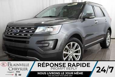 2016 Ford Explorer LIMI
