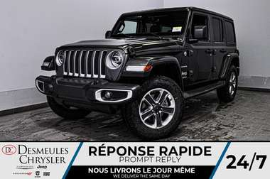 2020 Jeep Wrangler Unlimited Saha