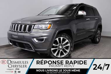 2018 Jeep Grand Cherokee Limi