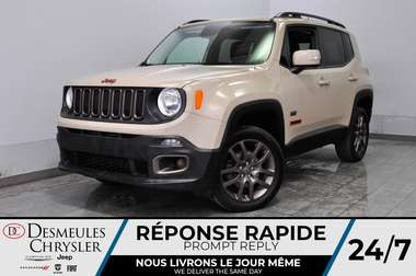 2016 Jeep Renegade Nort