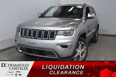 2019 Jeep Grand Cherokee Limi