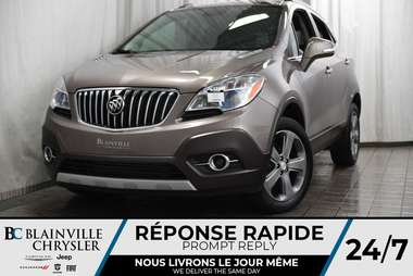 2014 Buick Encore MAGS
