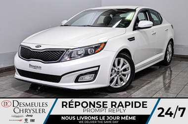 2015 Kia Optima EX +