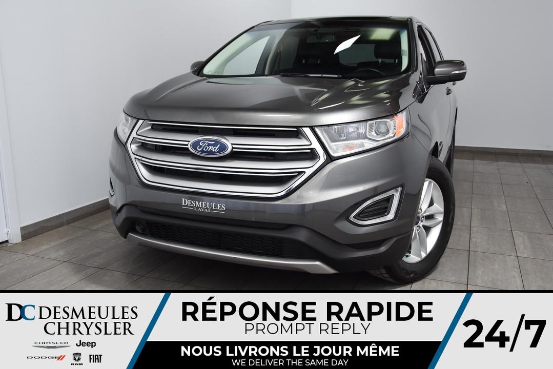 2016 Ford Edge  - Desmeules Chrysler