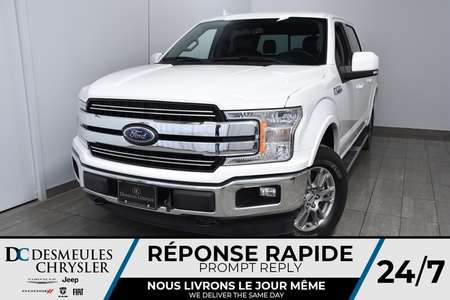 2018 Ford F-150 LARIAT *A/C *GSP *Bout star *Mode ECO *181$/sem. for Sale  - DC-M1391  - Blainville Chrysler