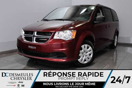 2017 Dodge Grand Caravan SE + a/c for Sale  - DC-D1757  - Blainville Chrysler
