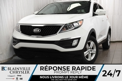 2014 Kia Sportage LX + MANUEL + MAGS + BLUETOOTH  - BC-90234A  - Desmeules Chrysler