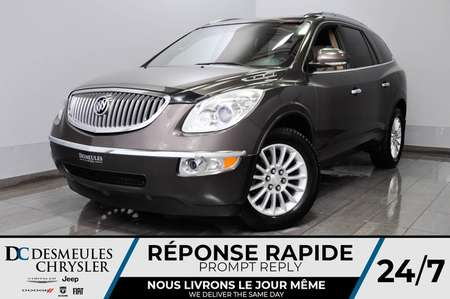 2012 Buick Enclave Leather + toit ouv + bancs chauff + bluetooth for Sale  - DC-M1453A  - Desmeules Chrysler
