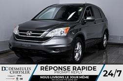 2011 Honda CR-V EX-L + toit ouv + bancs chauff + a/c  - DC-M1176A  - Desmeules Chrysler