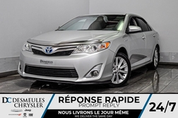 2013 Toyota Camry Hybrid LE + a/c + cam recul + bluetooth  - DC-20150B  - Blainville Chrysler
