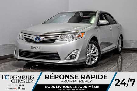 2013 Toyota Camry Hybrid LE + a/c + cam recul + bluetooth for Sale  - DC-20150B  - Blainville Chrysler