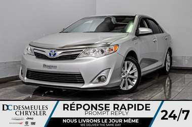2013 Toyota Camry Hybrid LE +
