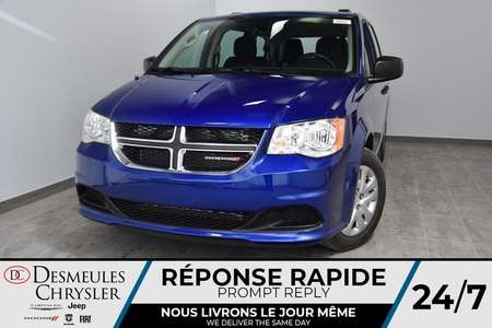 2019 Dodge Grand Caravan Canada Value Package + A/C MULTI *79$/SEM for Sale  - DC-90758  - Desmeules Chrysler