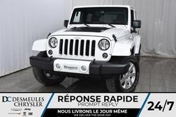 2016 Jeep Wrangler Sahara * NAV * Sièges Chauff * Démarreur à Dist  - DC-M1281  - Desmeules Chrysler