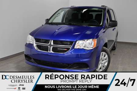 2019 Dodge Grand Caravan SXT for Sale  - DC-90820  - Desmeules Chrysler