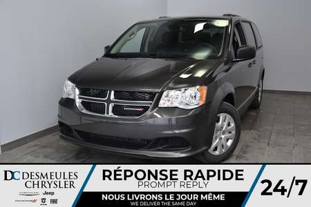 2019 Dodge Grand Caravan SXT for Sale  - DC-90745  - Desmeules Chrysler