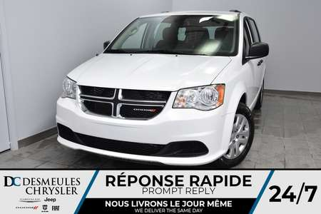 2019 Dodge Grand Caravan Canada Value Package for Sale  - DC-90769  - Desmeules Chrysler