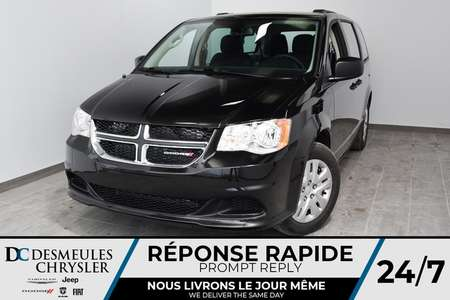 2019 Dodge Grand Caravan Canada Value Package for Sale  - DC-90757  - Desmeules Chrysler