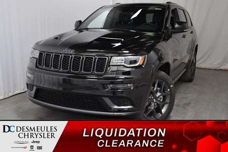 2019 Jeep Grand Cherokee Limited + BANCS CHAUFF + NAVIG *141$/SEM for Sale  - DC-90735  - Blainville Chrysler