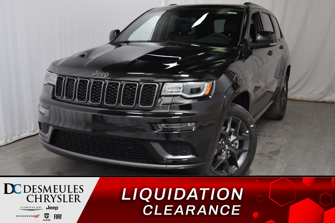 2019 Jeep Grand Cherokee  - Blainville Chrysler