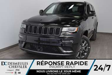 2019 Jeep Grand Cherokee High