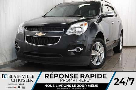 2015 Chevrolet Equinox LT + MAGS + TOIT + CAM RECUL + BLUETOOTH for Sale  - BC-P1101A  - Desmeules Chrysler