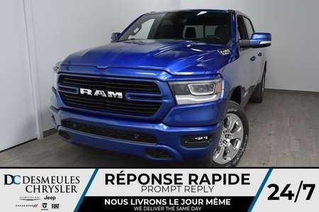 2019 Ram 1500 Big Horn Crew Cab for Sale  - DC-90709  - Desmeules Chrysler