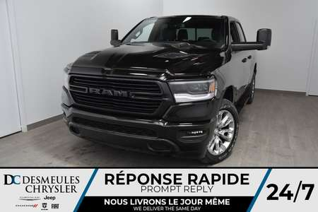 2019 Ram 1500 Rebel + BANCS CHAUFF + BLUETOOTH for Sale  - DC-90597  - Desmeules Chrysler