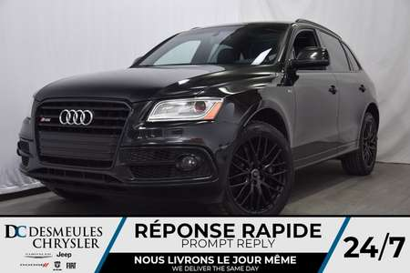 2016 Audi SQ5 3.0T TECHNIK *JAMAIS ACCIDENTÉ* V6 SUPERCHARGED for Sale  - DC-A0616  - Blainville Chrysler