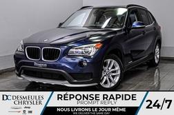 2015 BMW X1 xDrive28i + bancs chauff + toit ouv + a/c  - DC-D1812  - Blainville Chrysler