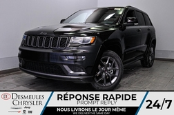2019 Jeep Grand Cherokee Limited + BANCS CHAUFF + WIFI *147$/SEM  - DC-90349  - Blainville Chrysler