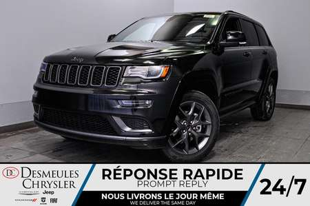 2019 Jeep Grand Cherokee Limited + BANCS CHAUFF + WIFI DÉMONSTRATEUR for Sale  - DC-90349  - Blainville Chrysler