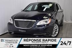 2012 Chrysler 200 Limited * Cuir * NAV * Toit Ouvr. * Sièges Chauff.  - DC-81269A  - Blainville Chrysler