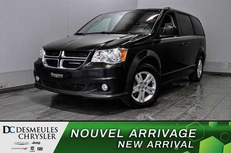 2018 Dodge Grand Caravan Crew Plus + bancs et volant chauff + bluetooth for Sale  - DC-L1994  - Blainville Chrysler