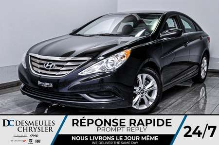2012 Hyundai Sonata GLS + a/c + bluetooth + bancs chauff for Sale  - DC-91113C  - Blainville Chrysler