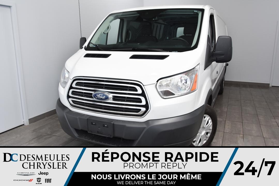 2018 Ford Transit Van  - Desmeules Chrysler
