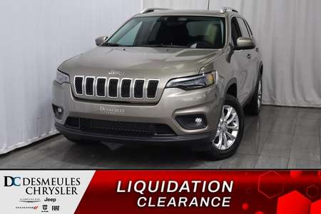 2019 Jeep Cherokee North *UCONNECT 7PO*ENSEMBLE REMORQUAGE* 105$/SEM for Sale  - DC-90007  - Desmeules Chrysler