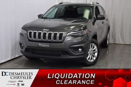 2019 Jeep Cherokee North * UCONNECT 7PO* BLUETOOTH* 4X4* 109$/SEM* for Sale  - DC-90002  - Desmeules Chrysler