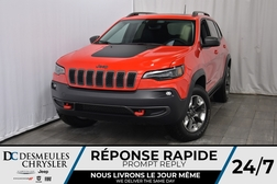 2019 Jeep Cherokee Trailhawk Elite  - DC-90015  - Desmeules Chrysler