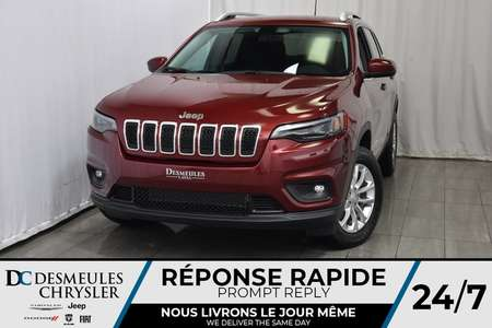 2019 Jeep Cherokee North * APPLE CAR PLAY* UCONNECT 7PO *LED*100$/SEM for Sale  - DC-90017  - Desmeules Chrysler
