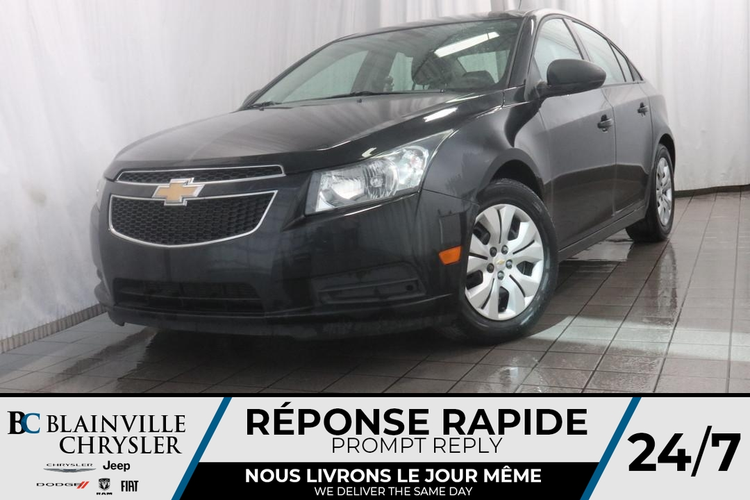 2014 Chevrolet Cruze  - Desmeules Chrysler