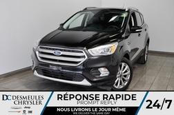 2017 Ford Escape Titanium *GPS *A/C *Toit pano *94$/semaine  - DC-M1424  - Desmeules Chrysler