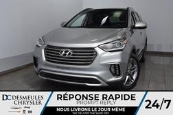 2017 Hyundai Santa Fe Limited * Toit Ouvr Pan * NAV * Cam Rec * 107$/Sem  - DC-F1495  - Desmeules Chrysler