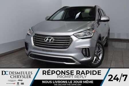 2017 Hyundai Santa Fe Limited * Toit Ouvr Pan * NAV * Cam Rec * 107$/Sem for Sale  - DC-F1495  - Blainville Chrysler
