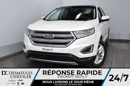 2018 Ford Edge *TOIT PANO*  *GPS*  *CAMERA RECULE* 110.76/SEMAINE for Sale  - DC-A1521  - Blainville Chrysler