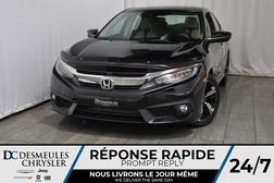 2016 Honda Civic Sedan Touring * Toit Ouvr. * NAV * Cam. Rec. * Mode ECON  - DC-A1037  - Desmeules Chrysler